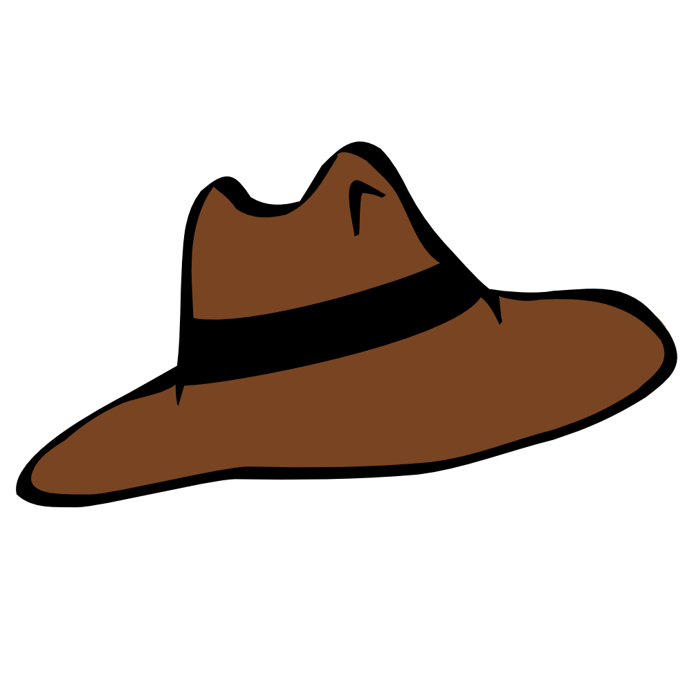 Farming clipart peasant. Onlinelabels clip art hat