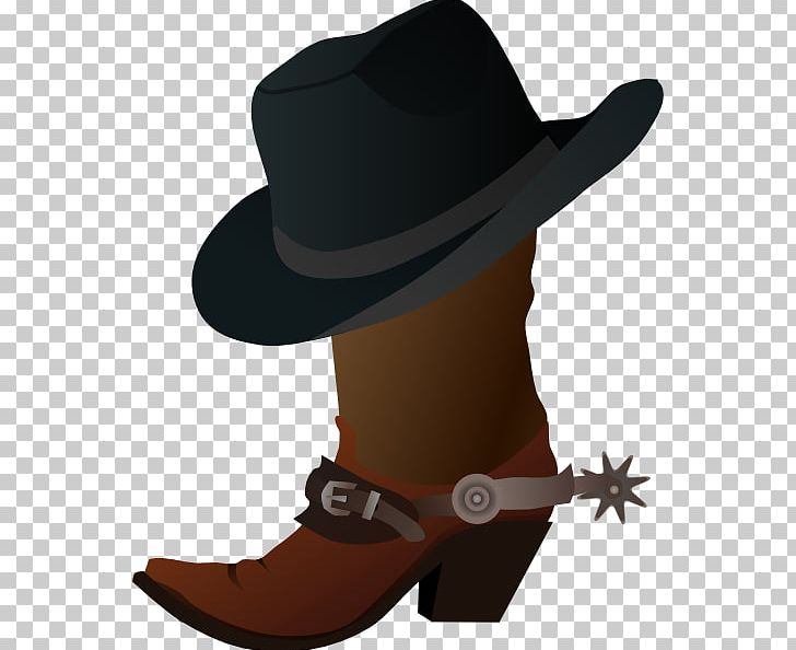 Hat n boots boot. Cowboy clipart round cap
