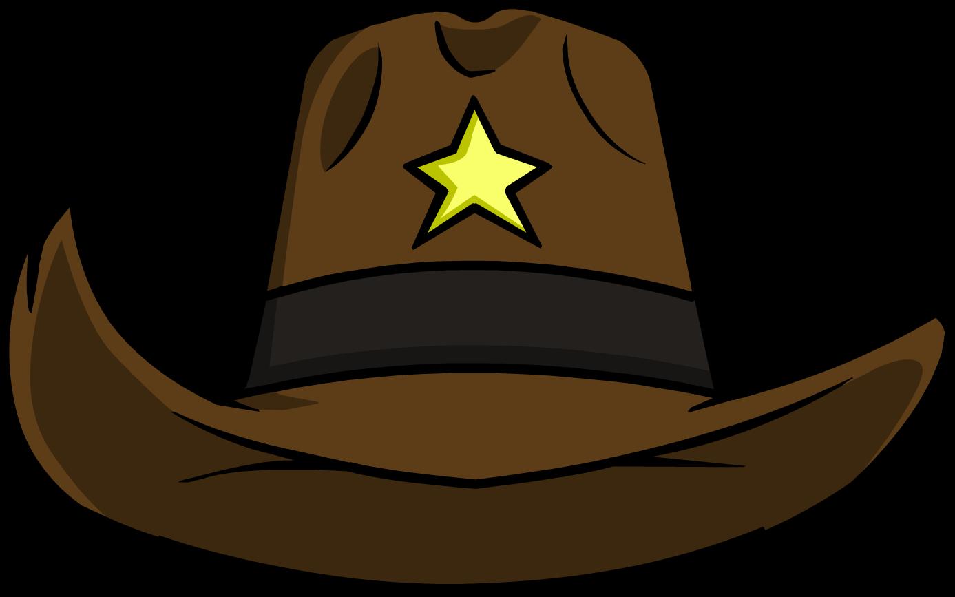 Cowboy clipart sheriff hat. Clip art transprent png