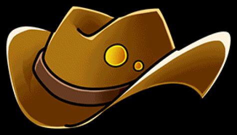 Western png download . Cowboy clipart ten gallon hat