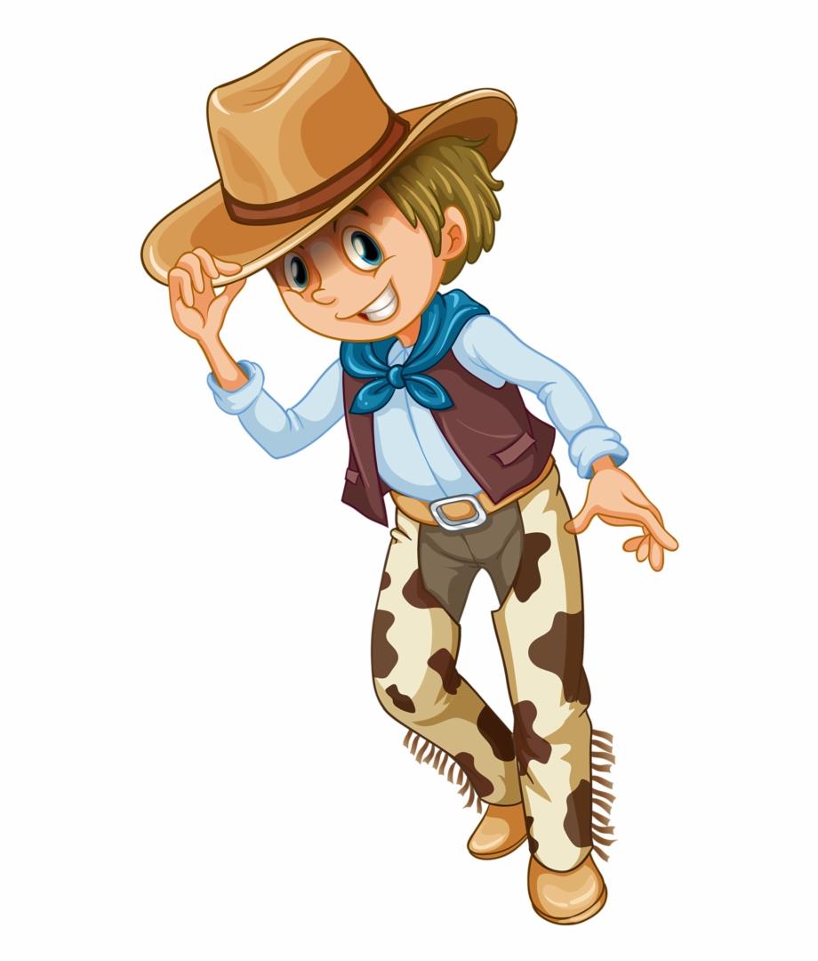 Cowboy clipart themed. Logo western vbs