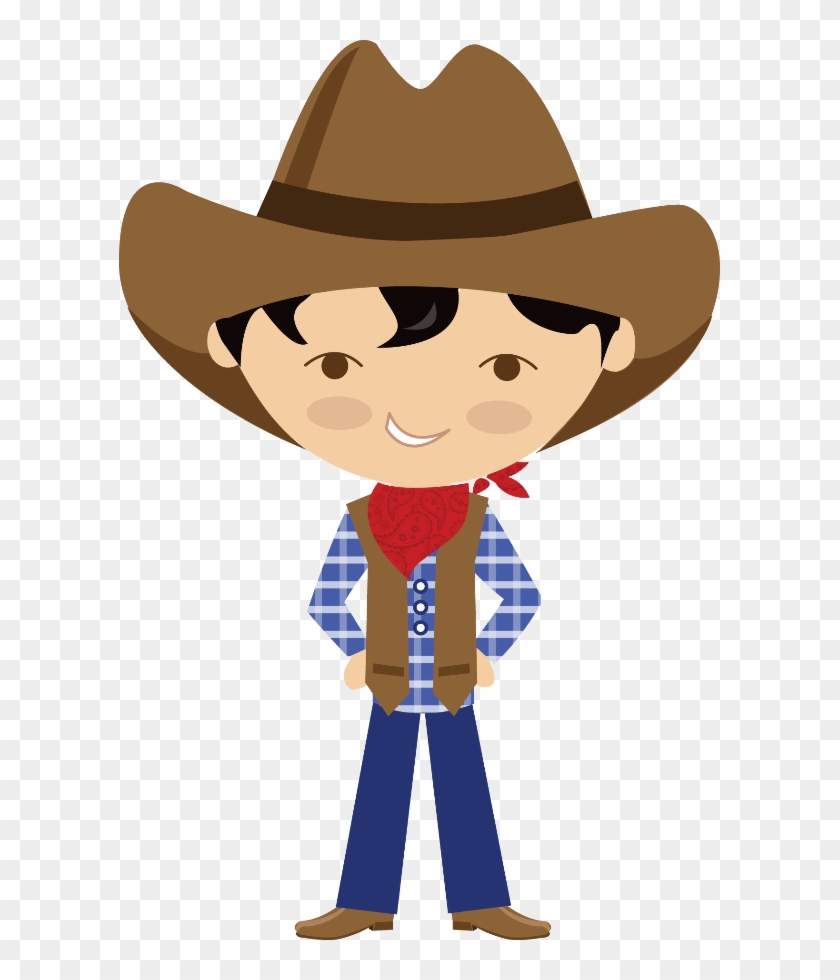 Cowboy clipart vaqueros. Cowgirl western party mu