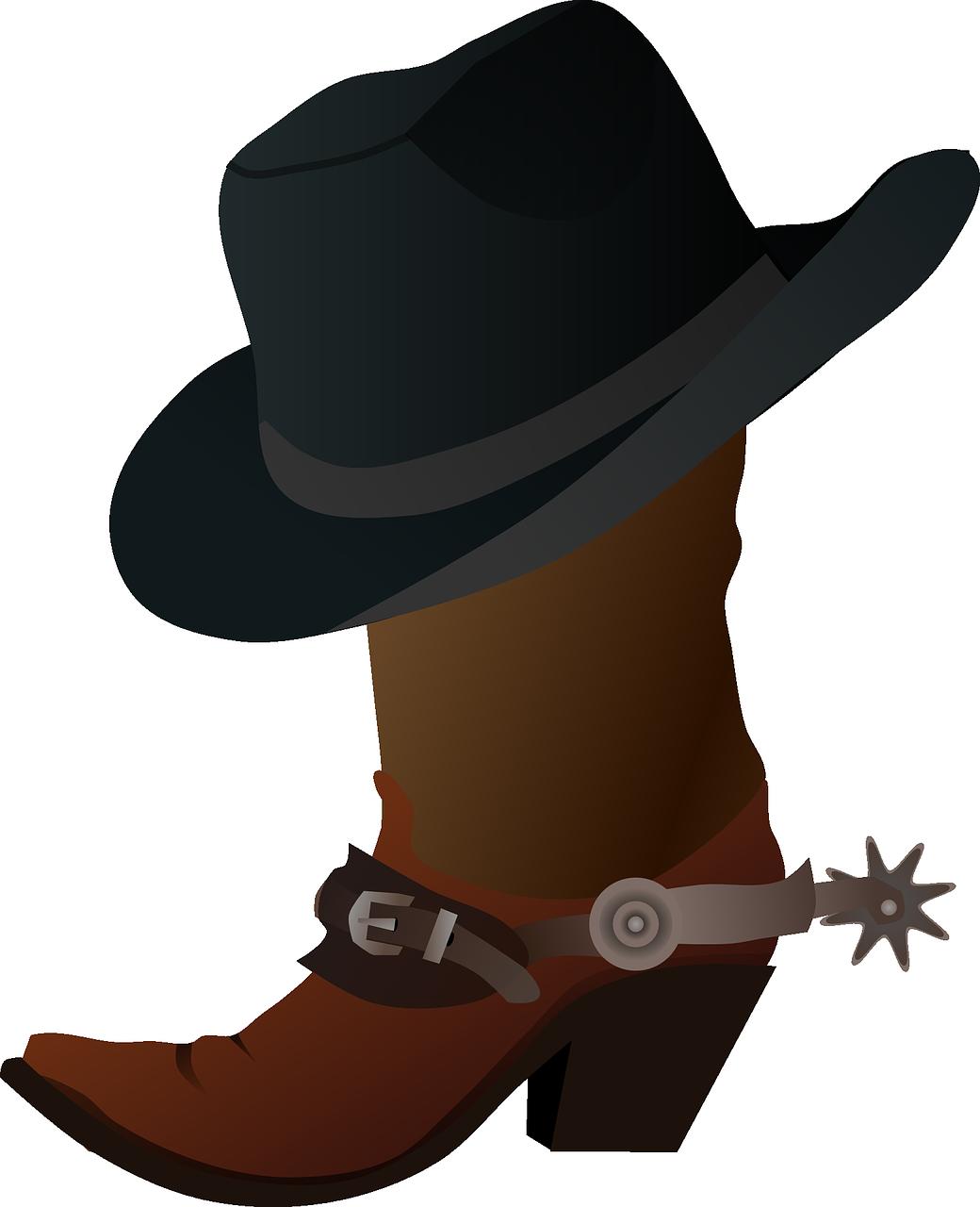 Western frontier clip art. Cowboy clipart west american