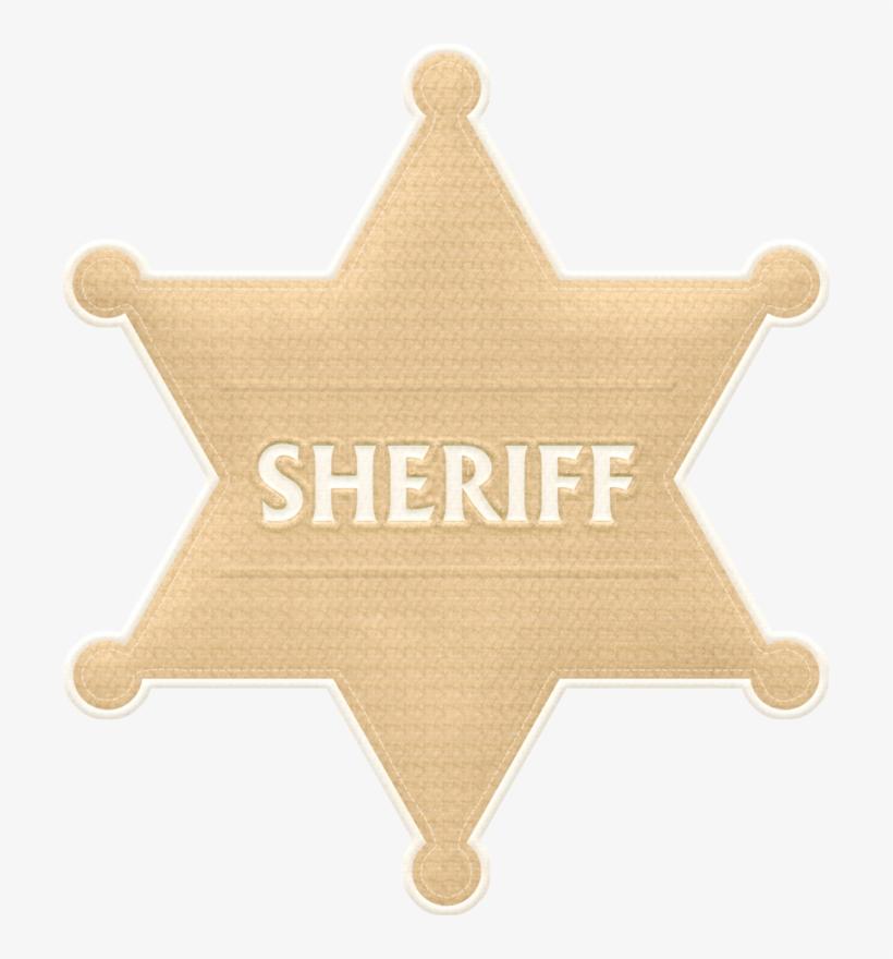 Cowboy clipart western sheriff star. Badge shape