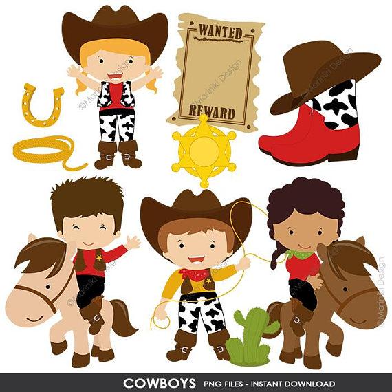 Cowgirl clipart happy birthday. Cowboy clip art wild