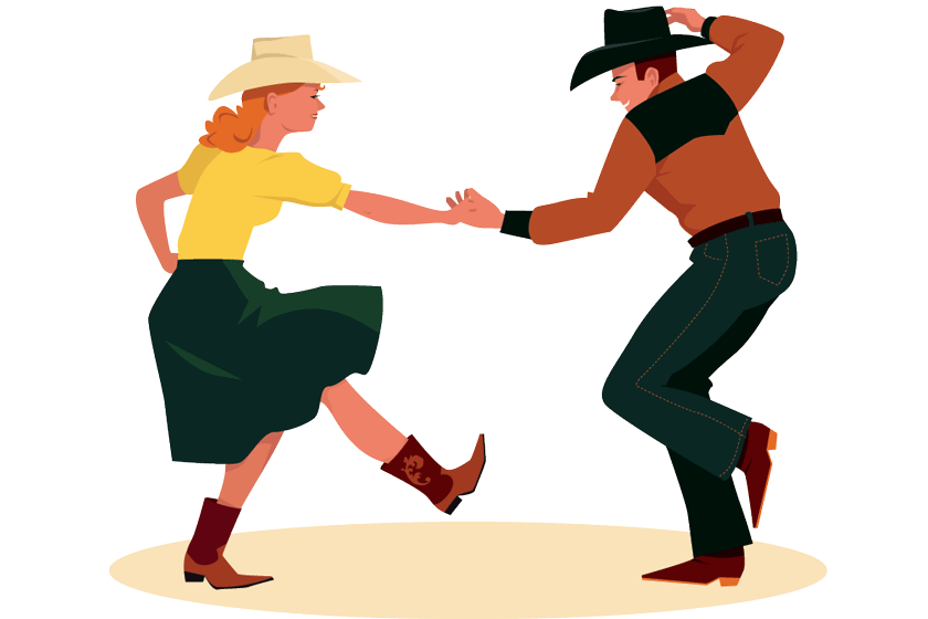 A trip to the. Cowboy clipart wild west