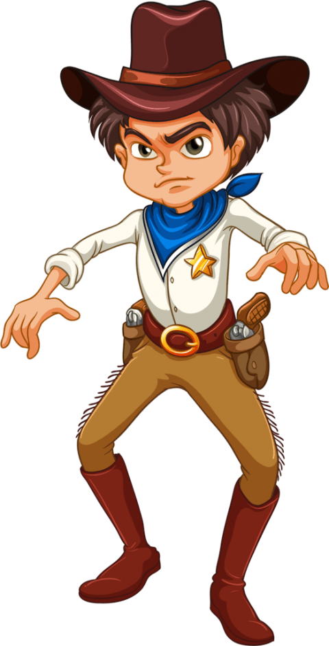 Png free images toppng. Cowboy clipart wrangler cowboy