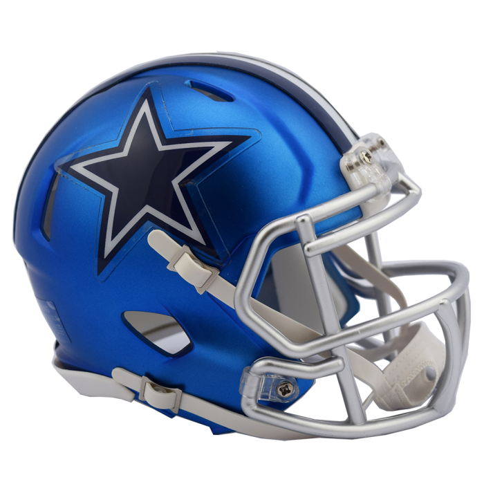 Cowboys helmet png. Riddell dallas blaze alternate