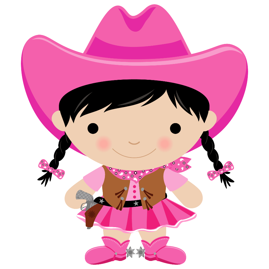 Cowgirl clipart african american. Pin by marina on
