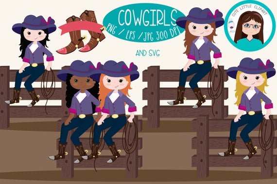 Cowgirls sitting svg hat. Cowgirl clipart blonde hair