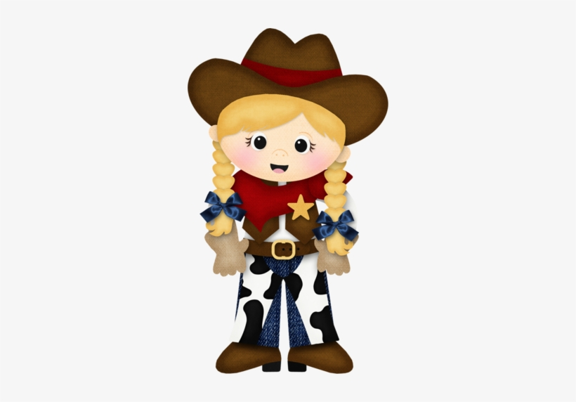 Haired cowboy transparent . Cowgirl clipart blonde hair