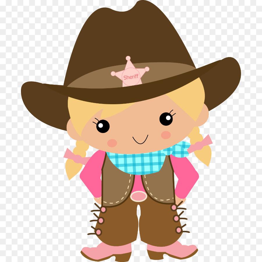 Cowgirl clipart clip art. Cowboy hat horse transparent