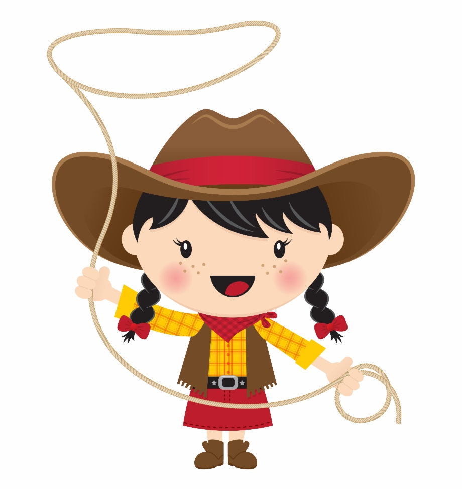Picture royalty free wonderful. Cowgirl clipart cowboy american