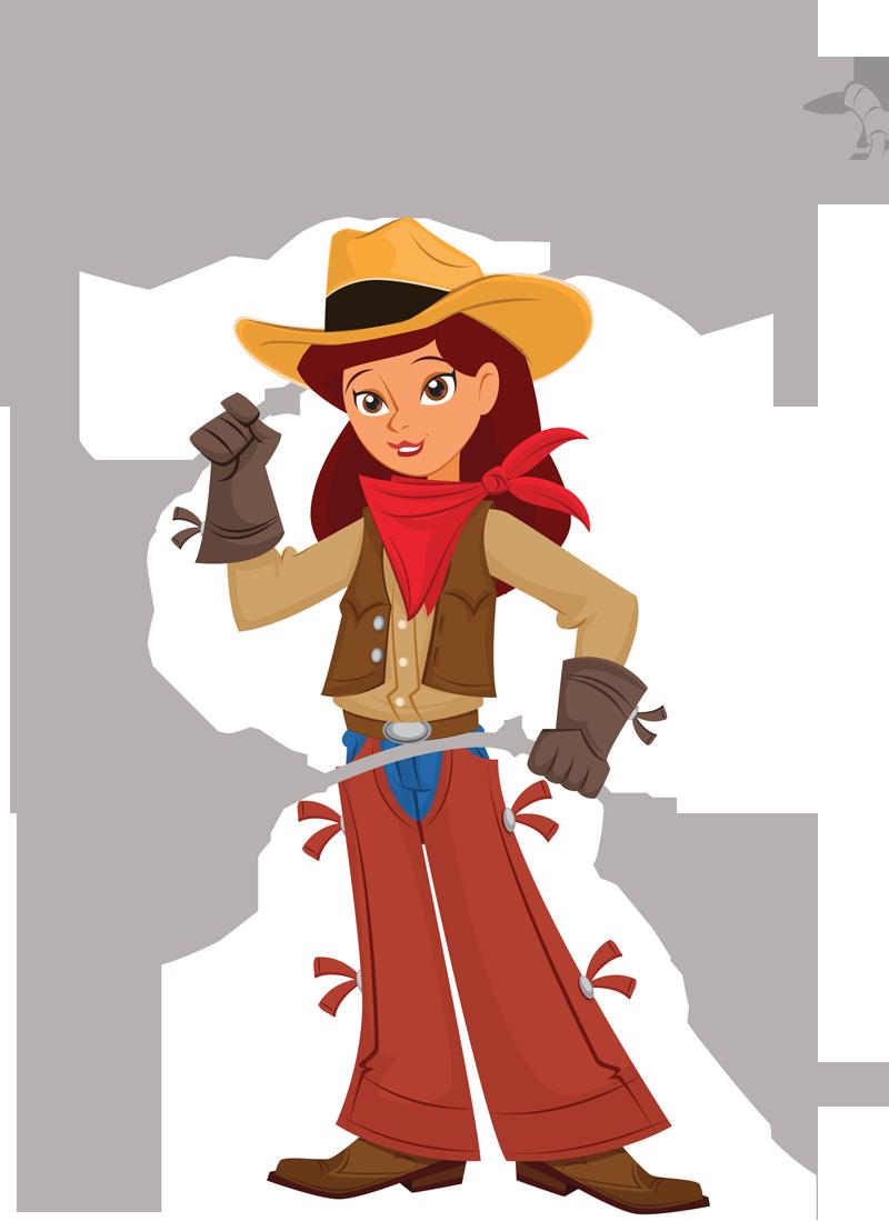 Manzano day school friday. Cowgirl clipart lasso