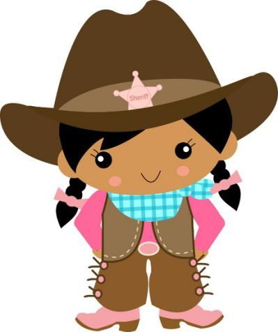 Cowgirl clipart lil. Free pictures projects to