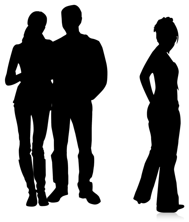 Image result for people. Cowgirl clipart silhouette