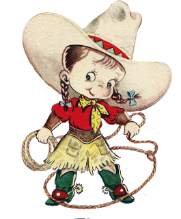 Pin by puddykat on. Cowgirl clipart vintage