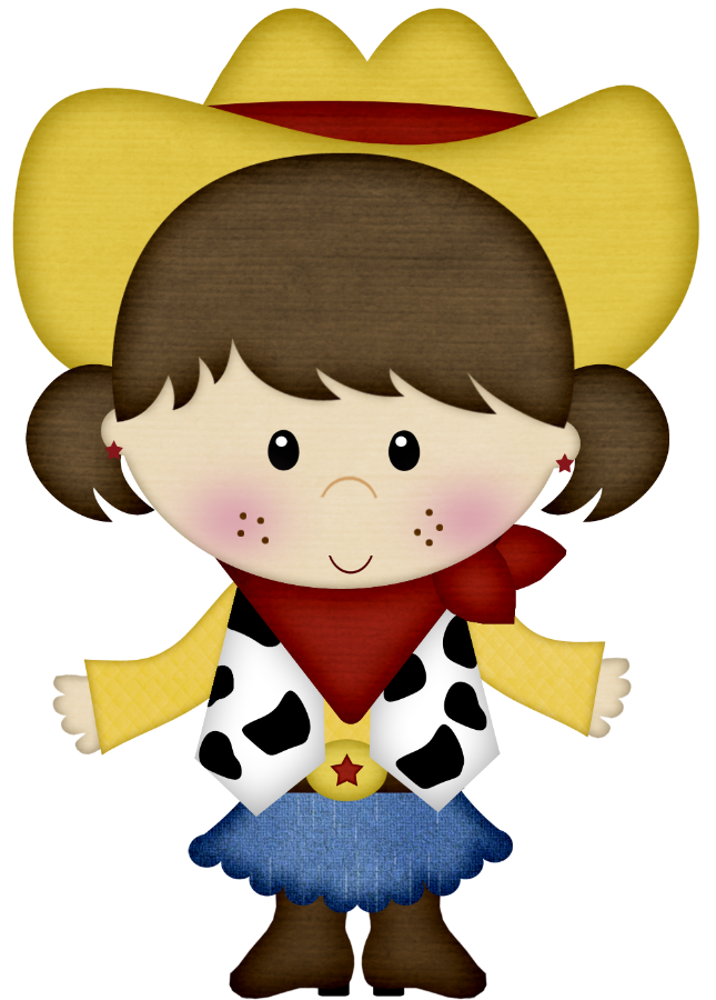 Cowgirl clipart western party. Cowboy e minus pinterest