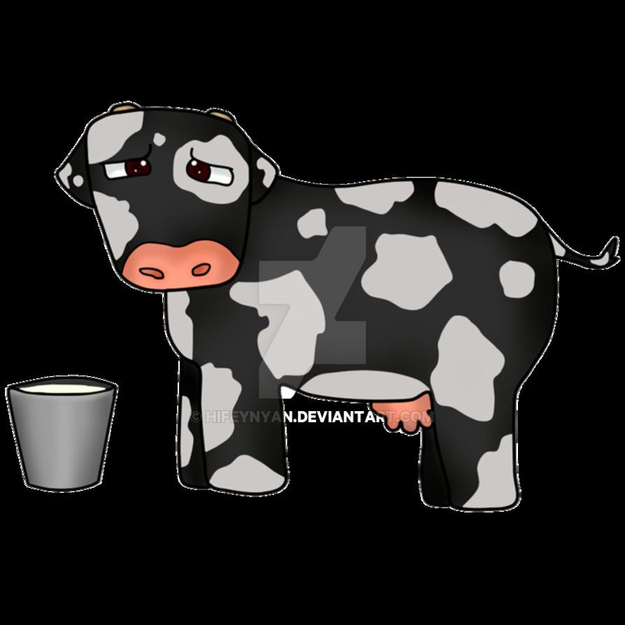 Cows clipart craft. I ll never trust