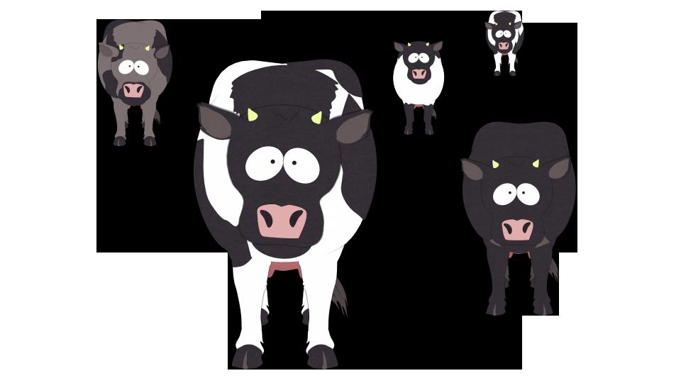 South park archives fandom. Cows clipart doctor