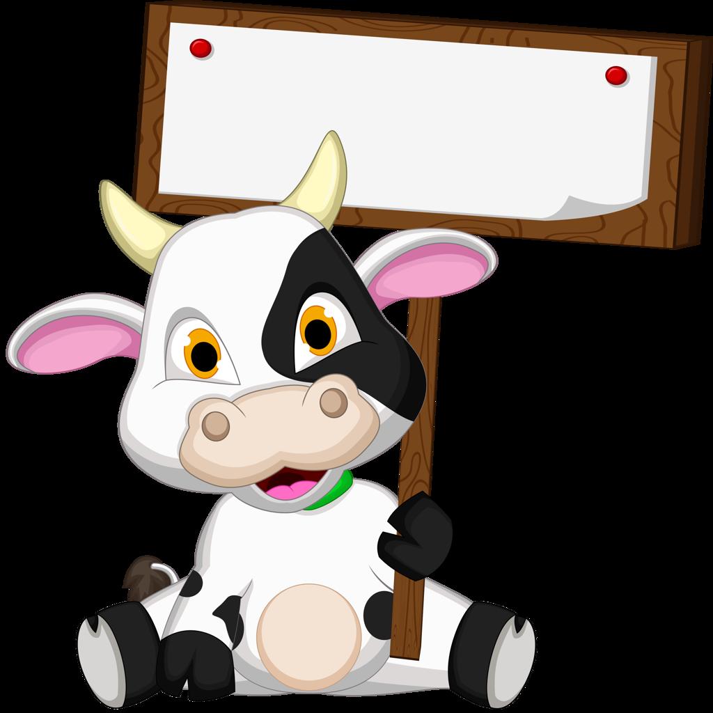 Cows clipart vector. Calves free download best