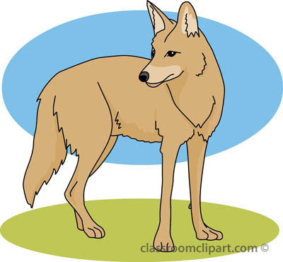Coyote clipart. Panda free images coyoteclipart
