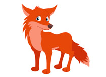 Coyote clipart. Free clip art pictures