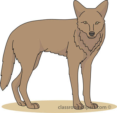 Panda free images. Coyote clipart