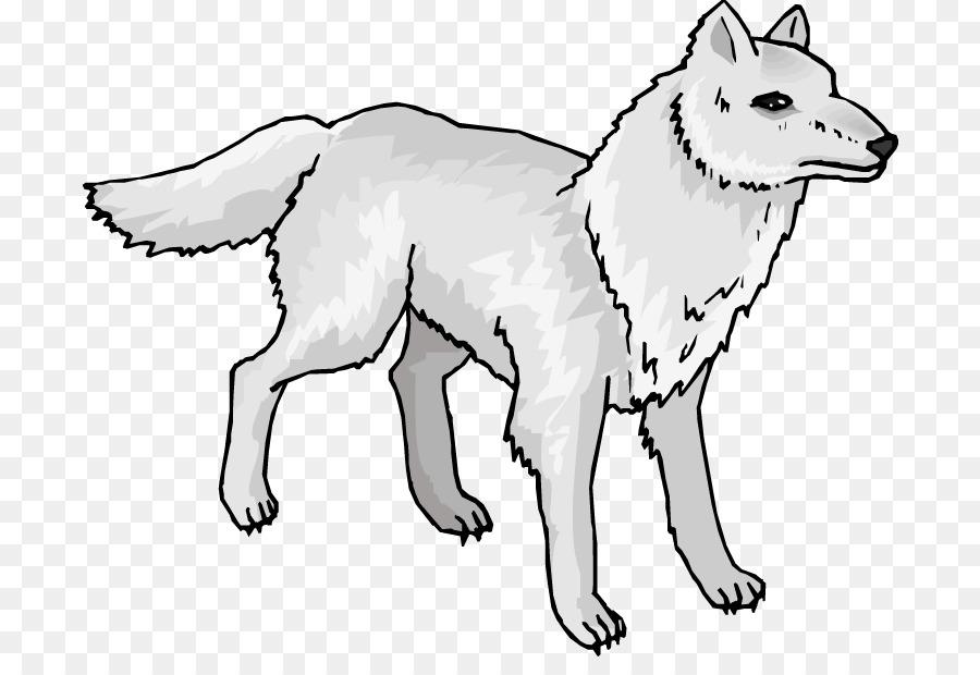 Polar bear cartoon puppy. Coyote clipart artic wolf