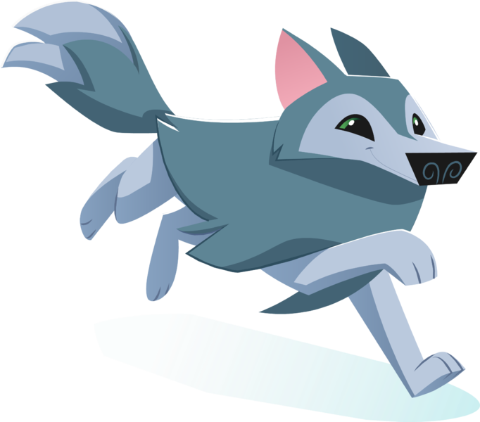 Wolves clipart color. Arctic alternative design image