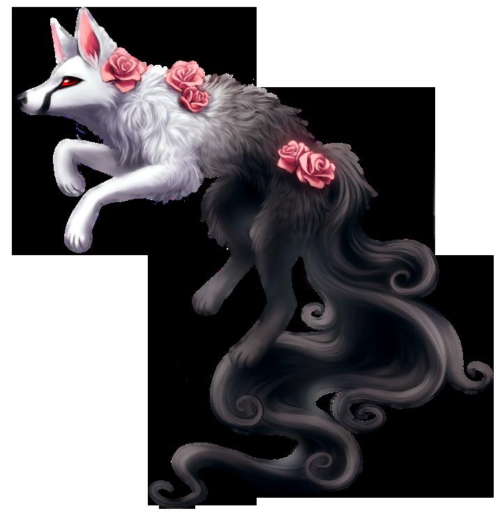 By kawiku deviantart com. December clipart werewolf