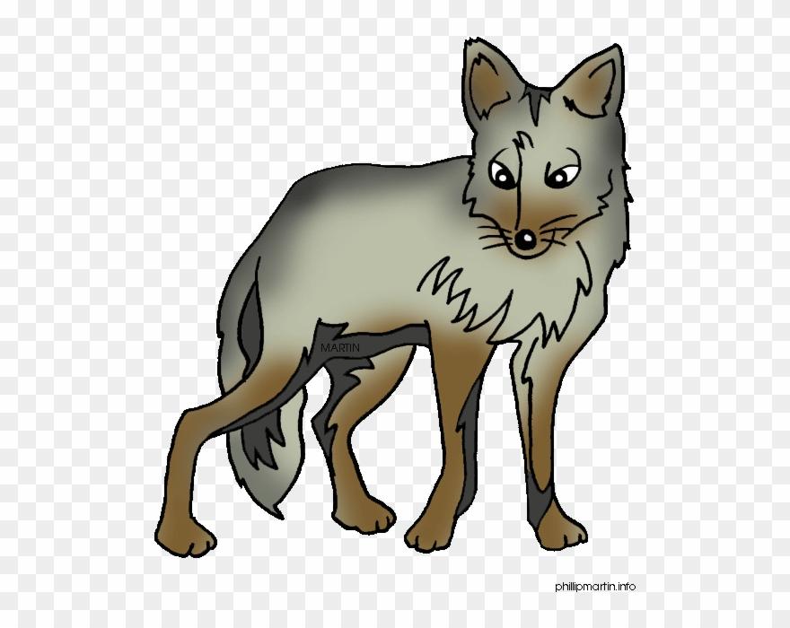 Coyote clipart cute. Cartoon coyotes pinclipart
