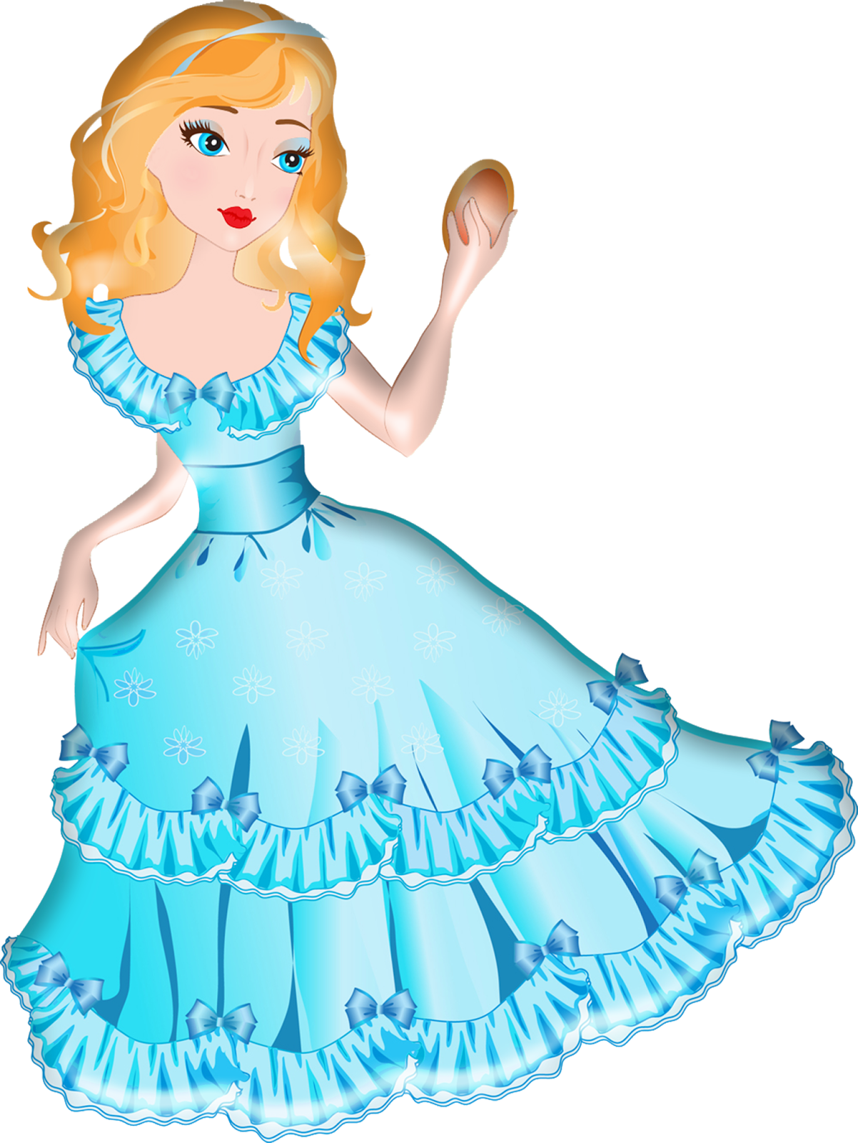 Princess and oh my. Coyote clipart fairytale