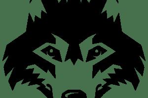 Portal . Coyote clipart head