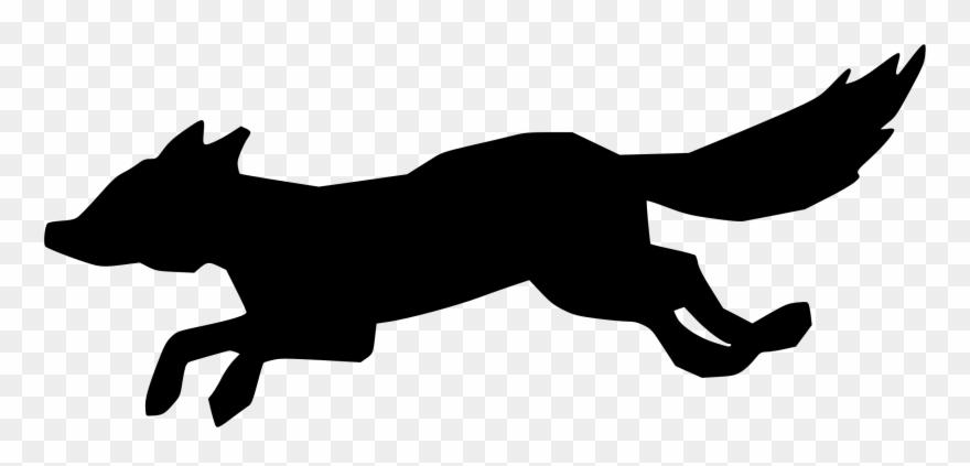 Coyote clipart jumping. Labrador retriever beaver canidae