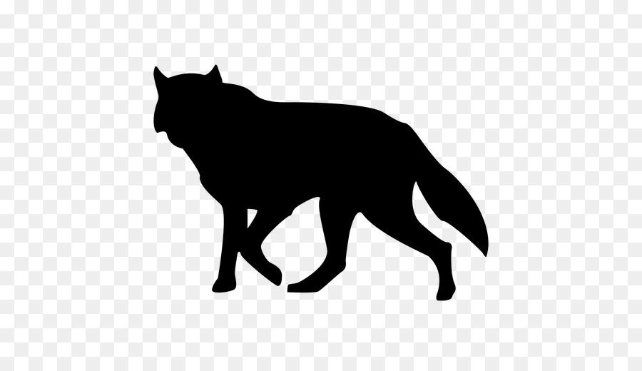 Coyote clipart lobo. Cat and dog cartoon