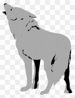 Coyote clipart small wolf. Free download clip art