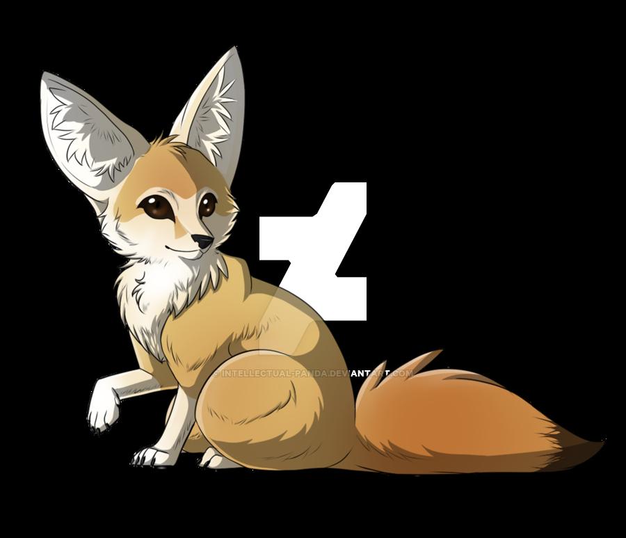 Fox fennec fox