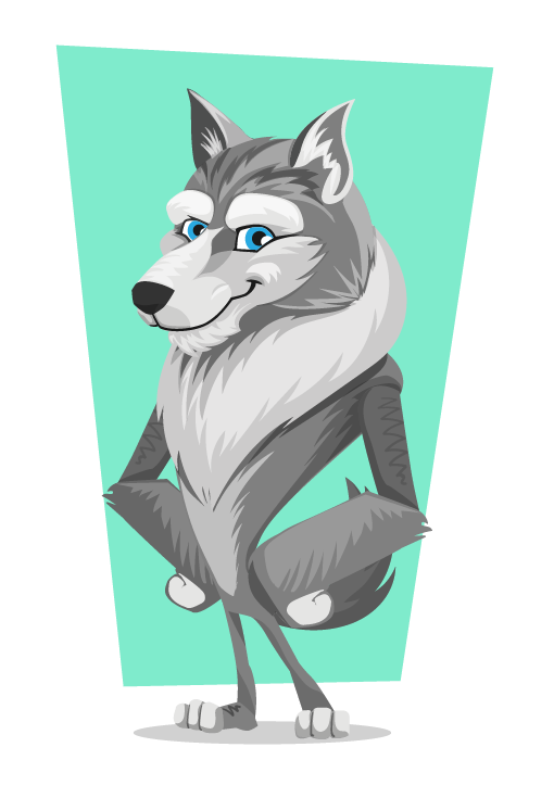 Coyote clipart werewolf. Cute clip art library