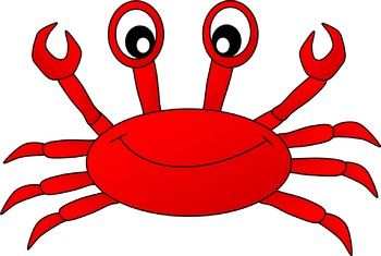 By cliptastic teachers pay. Crab clipart