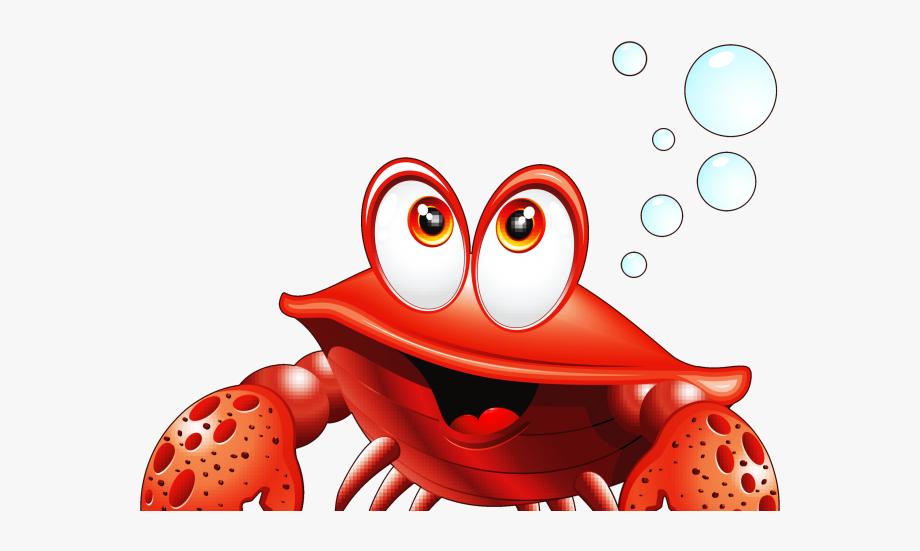 Crabs clipart under sea. Life cartoon crab the