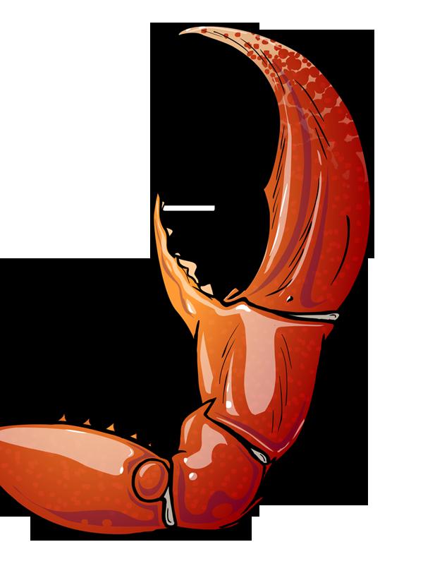 Crab clipart arm. Frames illustrations hd images
