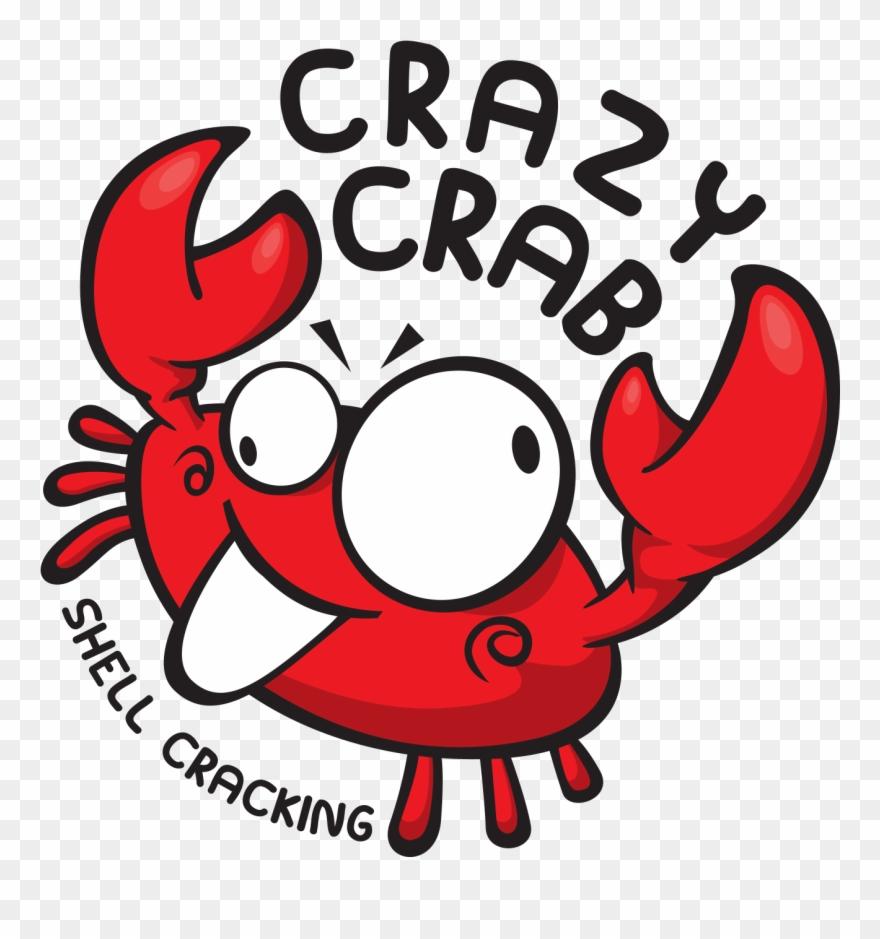 Crabs crazy cartoon png. Crab clipart chilli crab