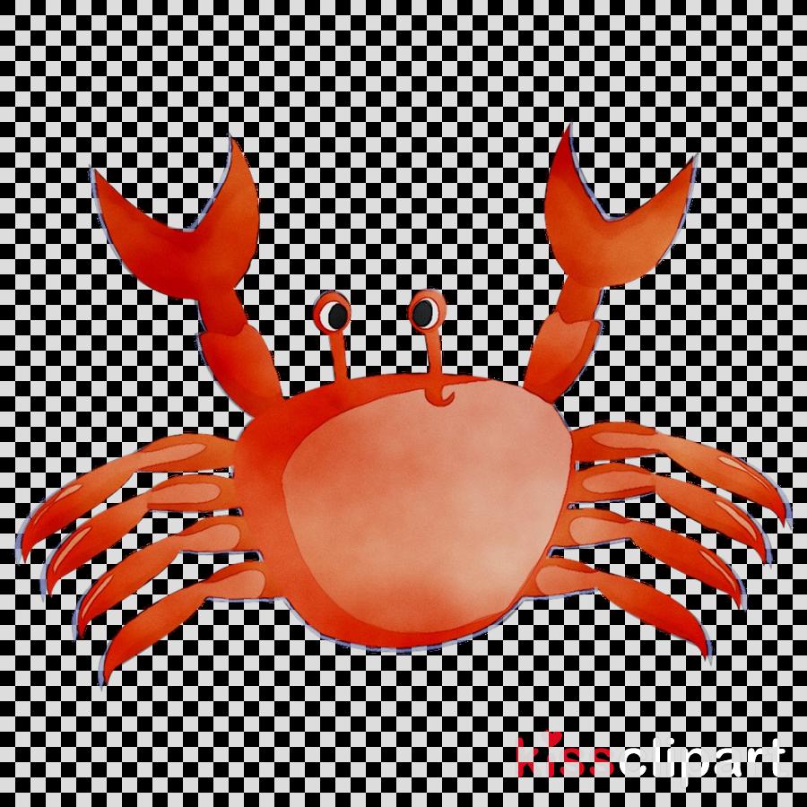 Crab clipart christmas. Blue red transparent clip