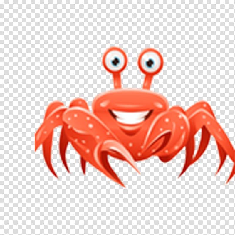 Chinese mitten cartoon transparent. Crab clipart comic