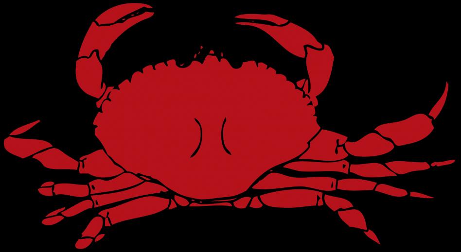 crab clipart comic