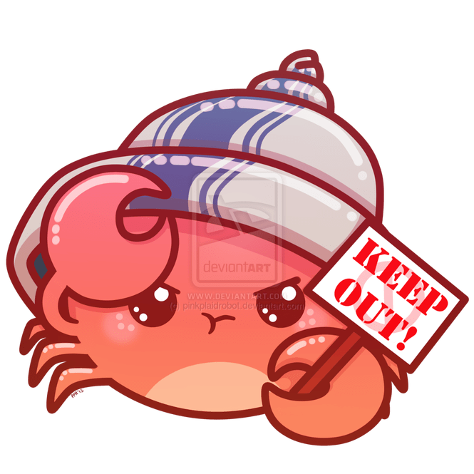 Hermit cartoon free on. Crab clipart crab drawing