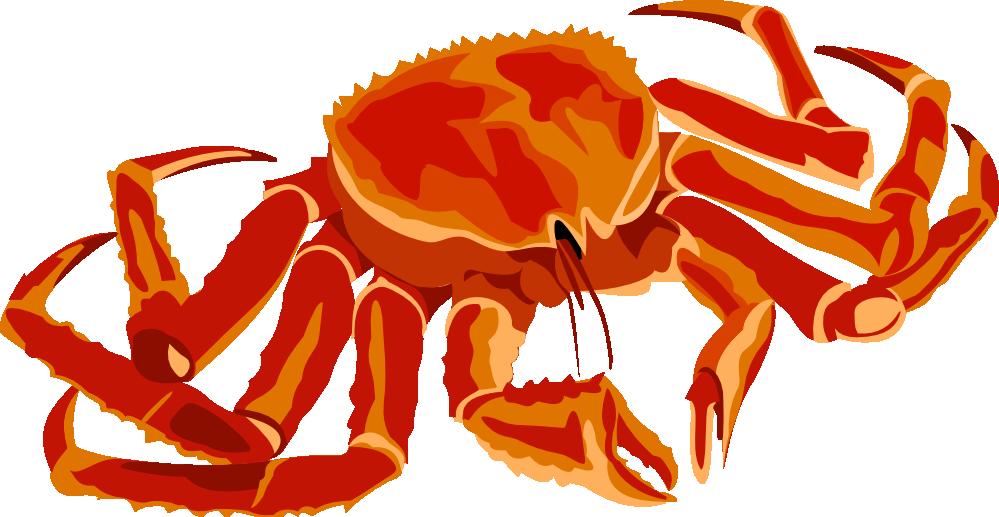 crabs clipart artistic