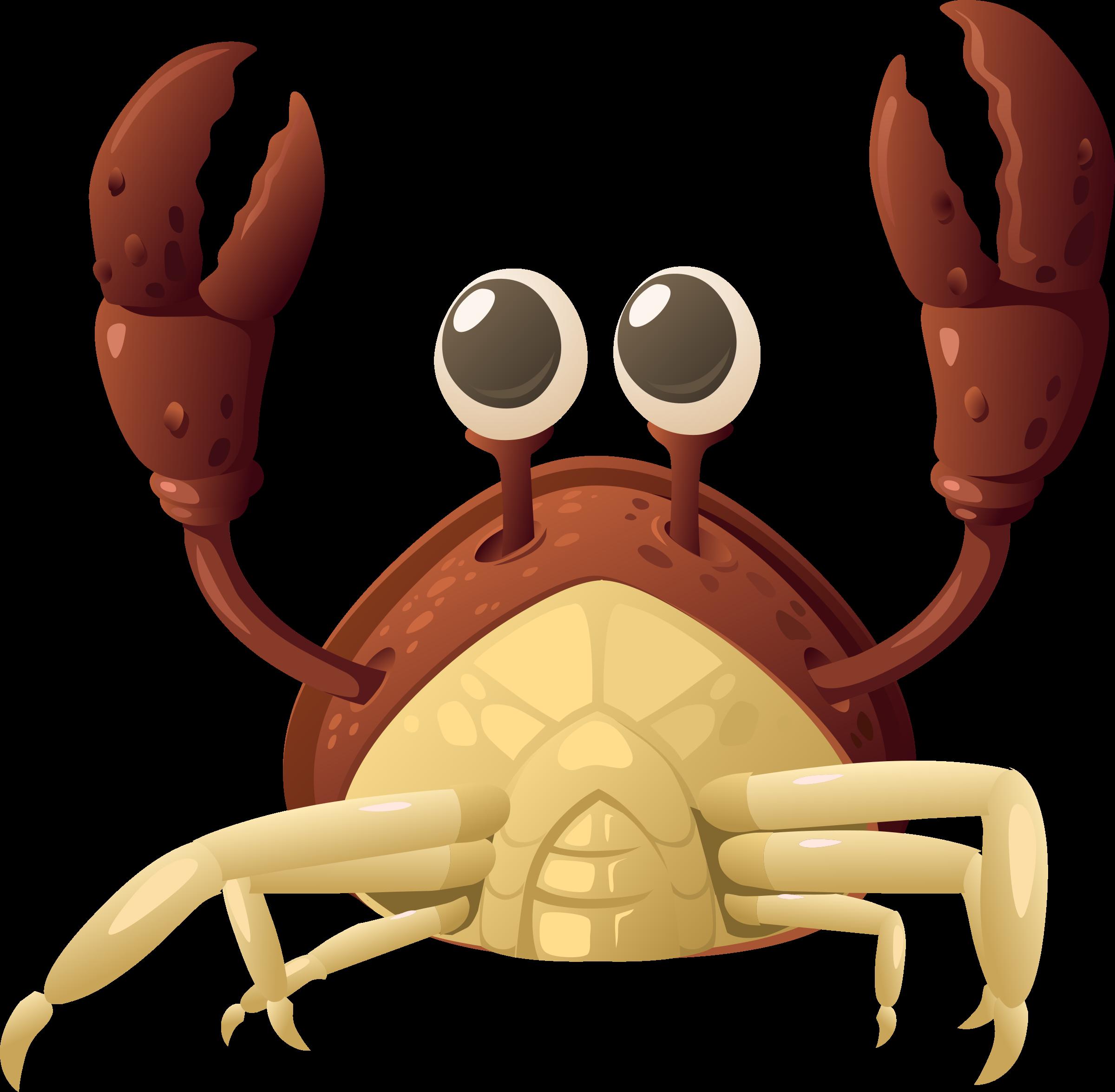Crab clipart crab food. Inhabitants npc icons png