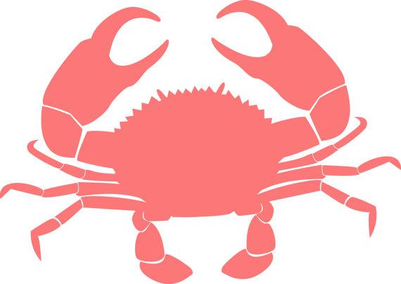 Crabs clipart cartoon clip art. Crab clipartix